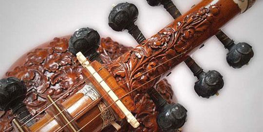 Tarang, indische Instrumente